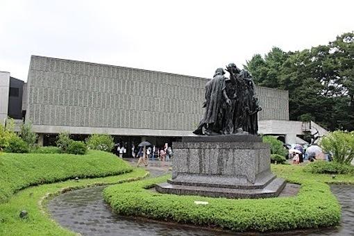 上野の美術館でアートな時間を過ごそう